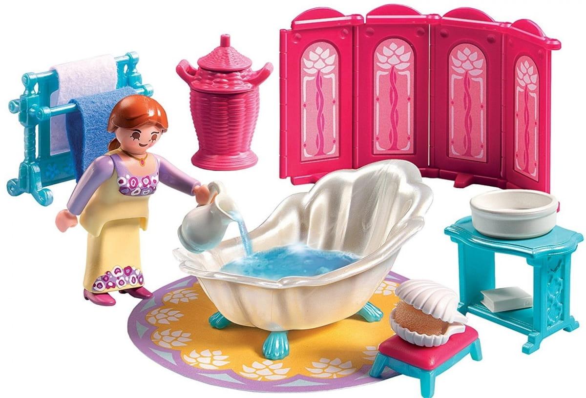 Игровой набор Playmobil 5147pm Сказочный дворец - Королевская ванная комната