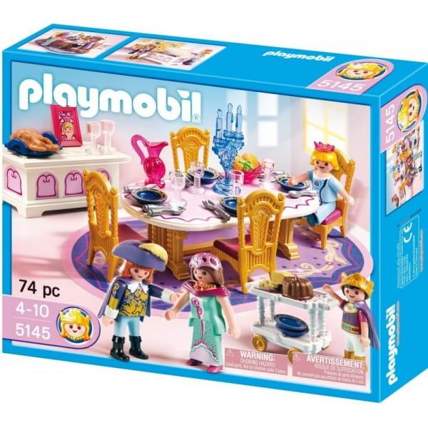 Купить Игровой набор Playmobil Сказочный дворец - Королевский обеденный зал в интернет магазине игрушек и детских товаров