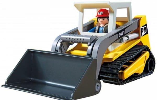 Игровой набор Playmobil Стройка - Мини-экскаватор