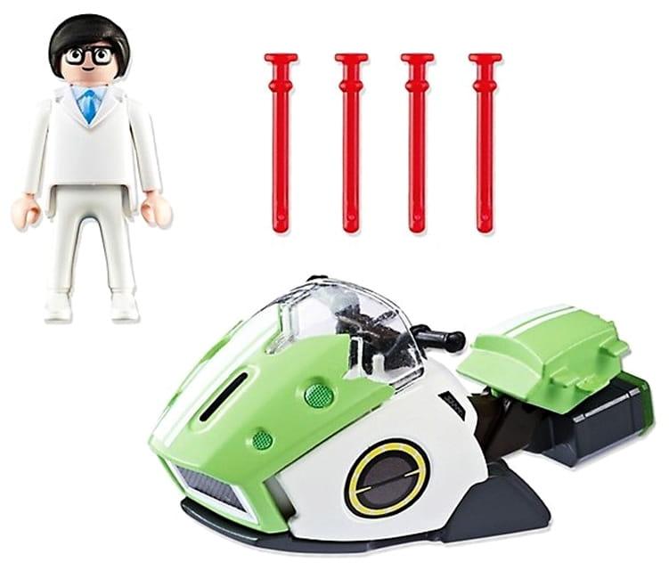 Игровой набор Playmobil 6691pm Супер 4 - Скайджет