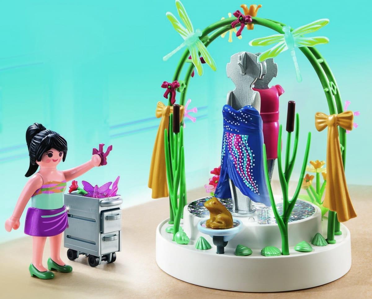 Игровой набор Playmobil 5489pm Торговый центр - Витрина