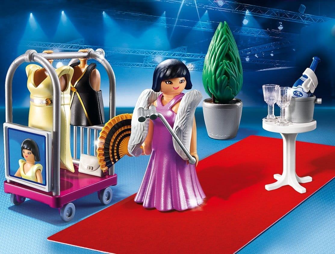 Игровой набор Playmobil 6150pm Знаменитость на красной дорожке