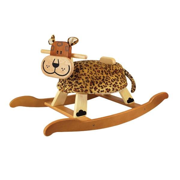 Качалка I am Toy Леопард