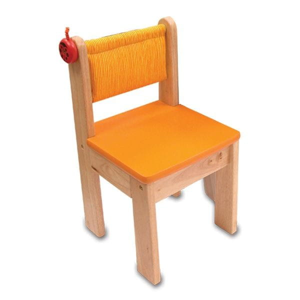 Стульчик I am Toy - оранжевый