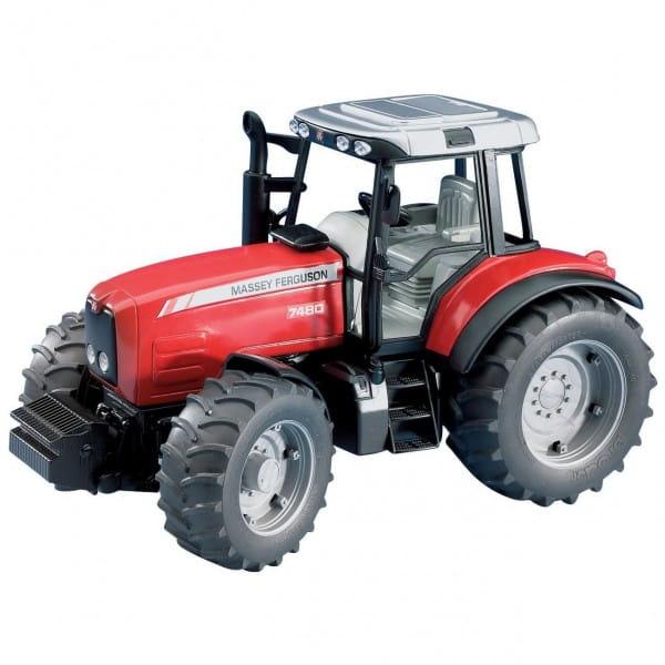 Трактор Bruder 02-040 Massey Ferguson 7480