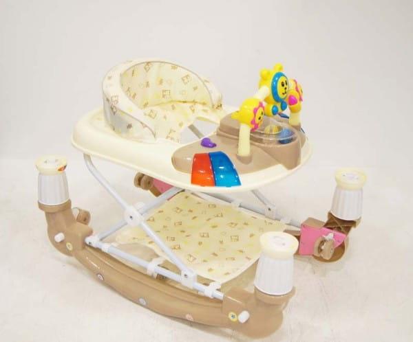 Детские ходунки-качалка River Toys 802-3