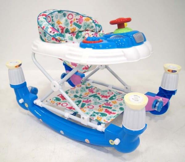 Детские ходунки-трансформер River Toys 109 (3 в 1)