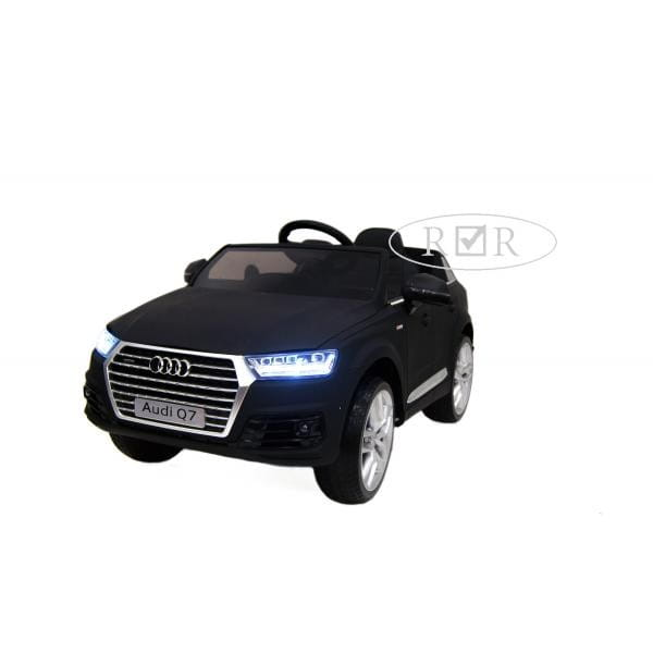 Электромобиль River Toys Audi Q7 Quattro 2 (лицензионная модель)