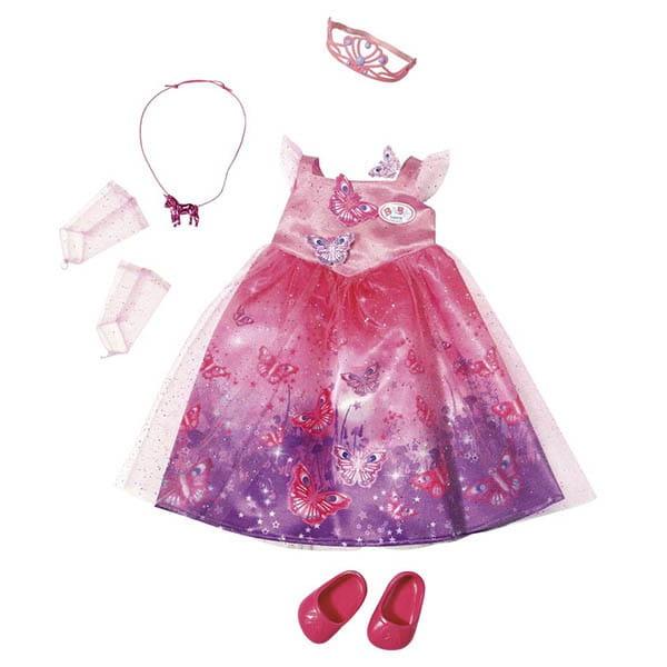 Купить Одежда Baby Born Сказочная принцесса (Zapf Creation) в интернет магазине игрушек и детских товаров