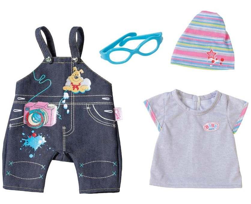 Одежда BABY BORN Джинсовая (Zapf Creation)
