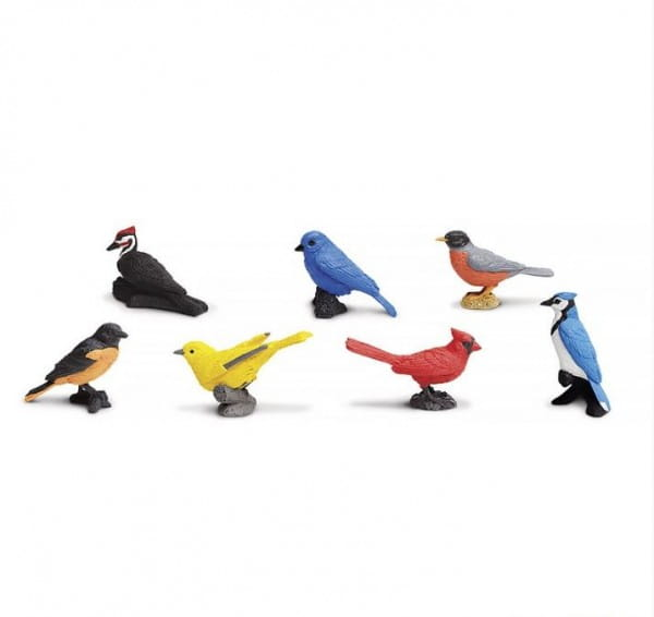 Набор SAFARI Птицы - 7 штук