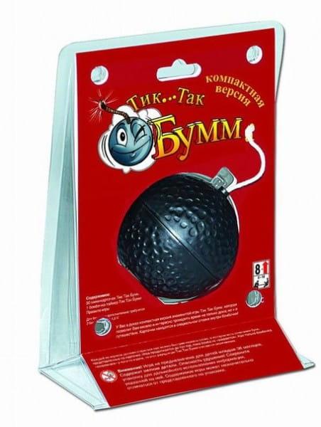 Купить Настольная игра Piatnik Тик Так Бумм (компактная версия) в интернет магазине игрушек и детских товаров