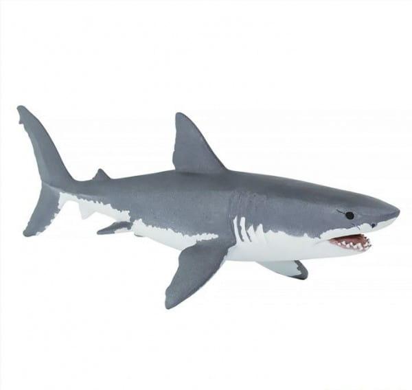 Фигурка Safari 200729 Большая белая акула