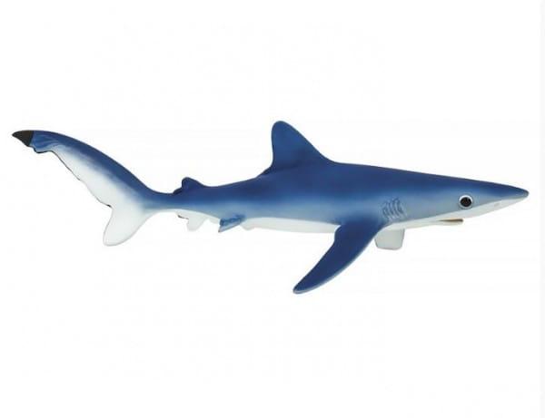 Фигурка Safari 211802 Голубая акула XL