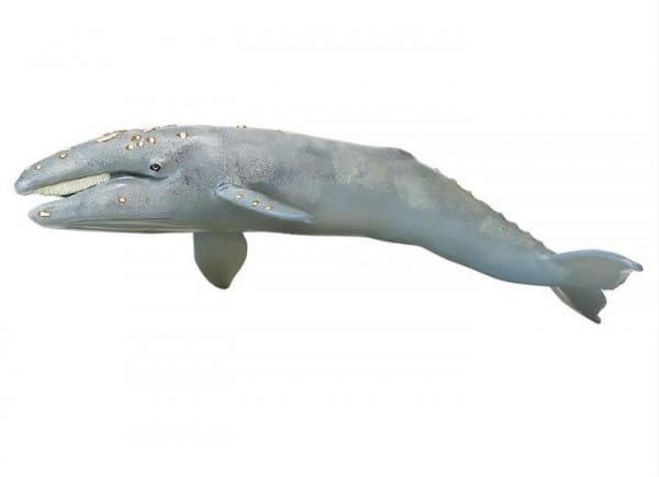 Купить Фигурка Safari Серый кит XL в интернет магазине игрушек и детских товаров