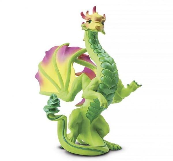 Купить Фигурка Safari Дракон цветов в интернет магазине игрушек и детских товаров