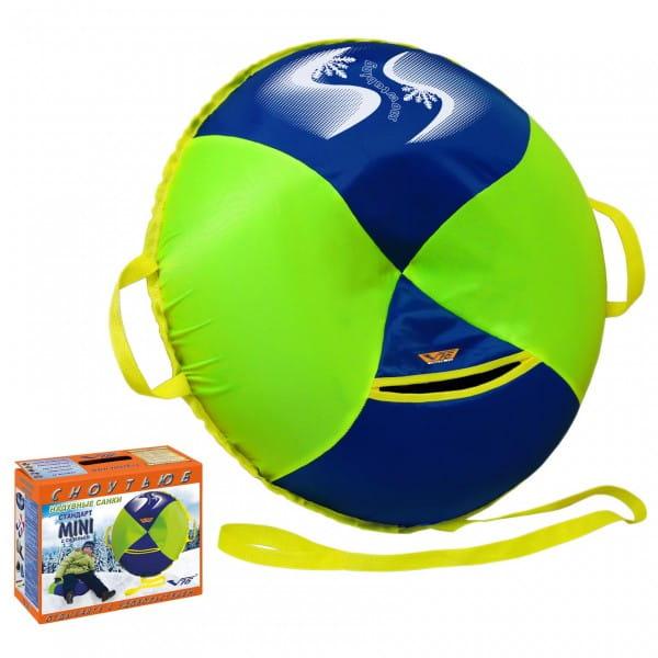 Купить Сноутьюб Вельс V76 Стандарт мини с сиденьем в интернет магазине игрушек и детских товаров