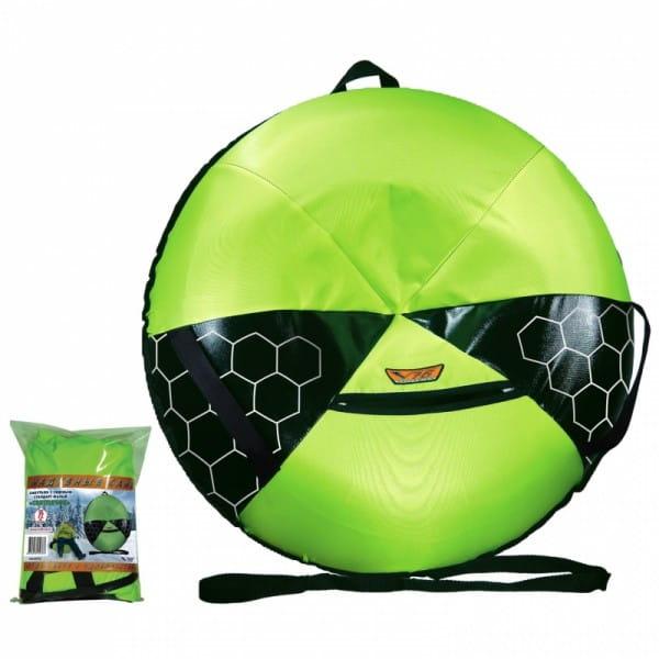 Купить Сноутьюб Вельс V76 Стандарт малый с сиденьем Светлячок в интернет магазине игрушек и детских товаров