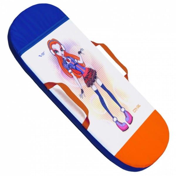 Купить Сноубот Вельс V76 City Girl одноместный в интернет магазине игрушек и детских товаров