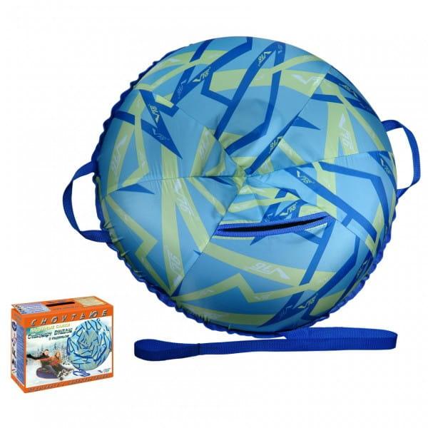 Купить Сноутьюб Вельс Dream Стандарт средний с сиденьем в интернет магазине игрушек и детских товаров