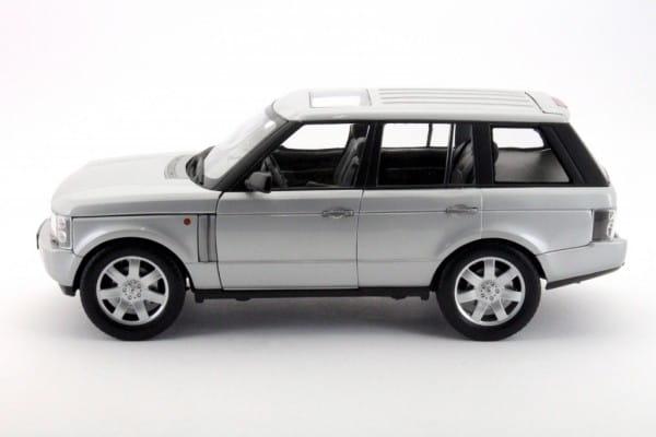 Машинка Welly Land Rover Range Rover 1:18
