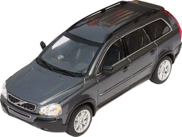 Машинка Welly Volvo XC90 1:18