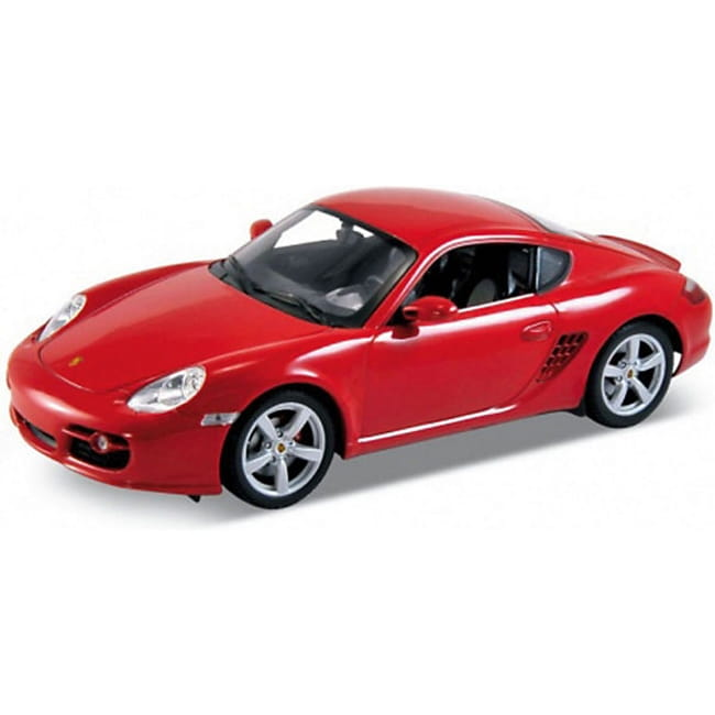 Машинка Welly 18008 Porsche Cayman S 1:18