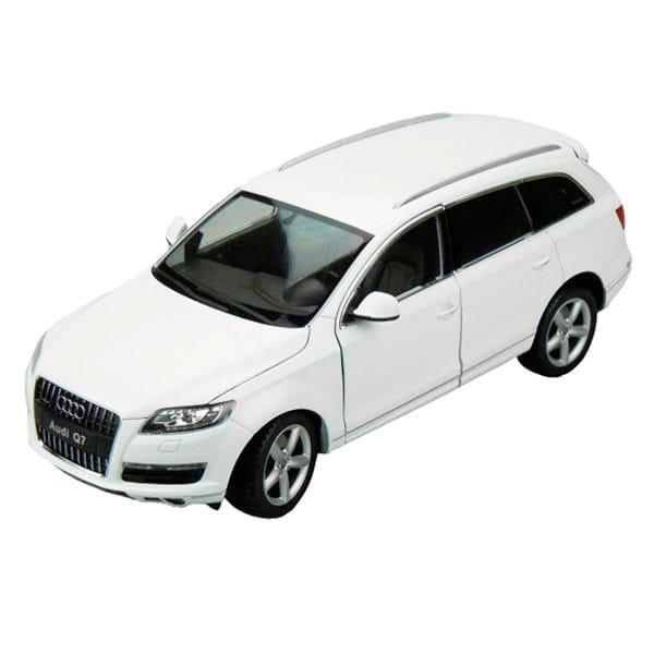 Машинка Welly Audi Q7 1:18