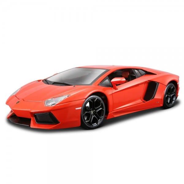 Машинка Welly Lamborghini Aventador 1:18