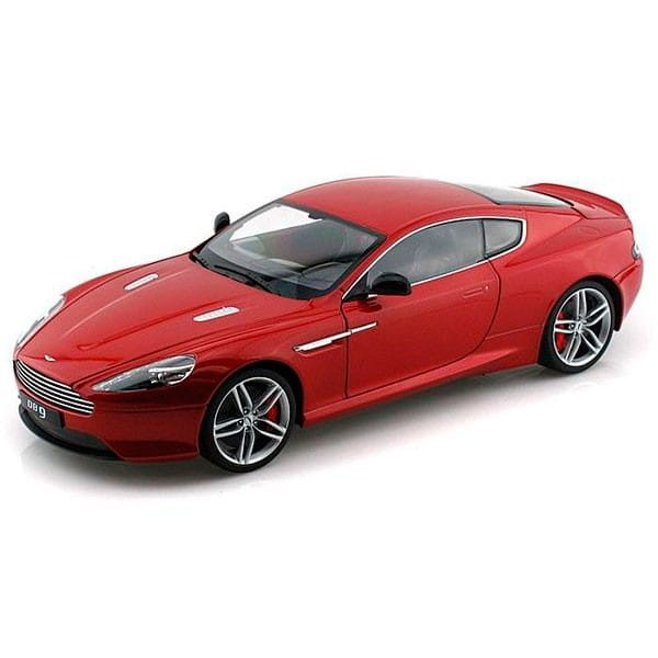 Машинка Welly Aston Martin DB9 1:18