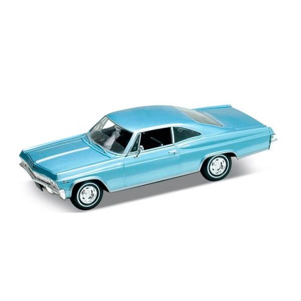 Винтажная машина Welly Chevrolet Impala 1965 1:24