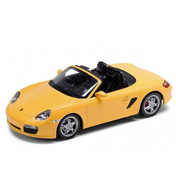 Винтажная машина Welly 22479C Porsche Boxster S convertible 1:24