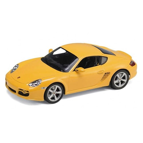 Машинка Welly 22488 Porsche Cayman S 1:24