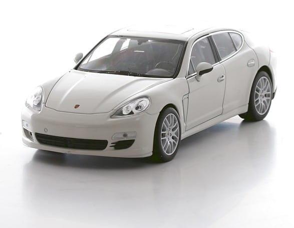 Машинка Welly Porsche Panamera S 1:24