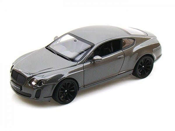 Машинка Welly Bentley Continental Supersports 1:24
