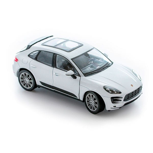 Машинка Welly 24047 Porsche Macan Turbo 1:24
