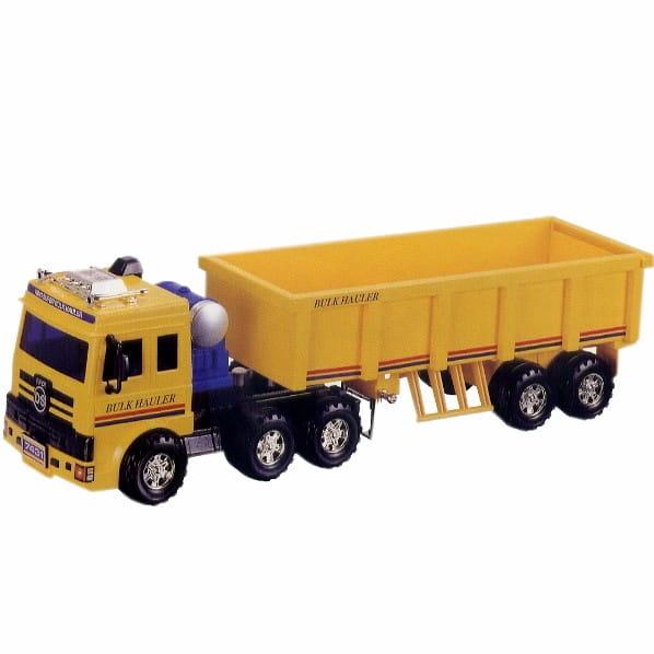 Купить Машина с грузовым полуприцепом Daesung в интернет магазине игрушек и детских товаров