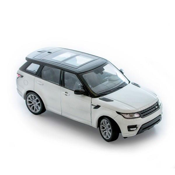 Машинка Welly Land Rover Range Rover Sport 1:24