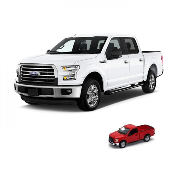 Машинка Welly Ford F-150 1:24