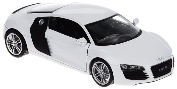 Машинка Welly Audi R8 V10 1:24