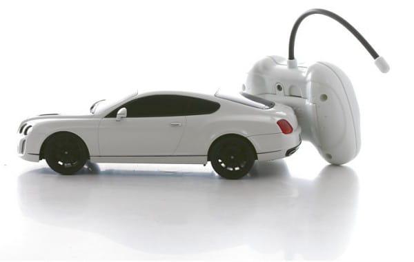 Радиоуправляемая машина Welly Bentley Continental Supersports 1:24