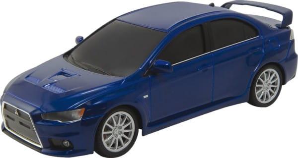 Радиоуправляемая машина Welly Mitsubishi Lancer Evolution X 1:24
