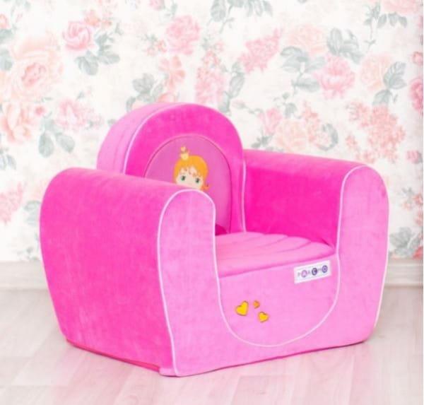 Детское кресло Paremo Принцесса