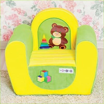 Детское кресло Paremo Медвежонок