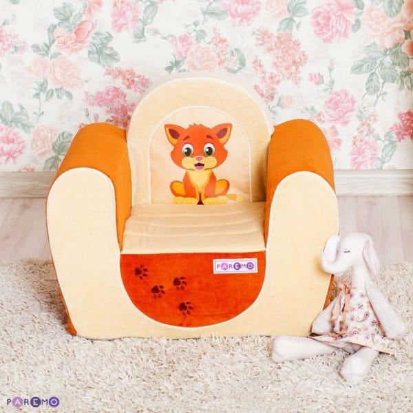Детское кресло Paremo Котенок