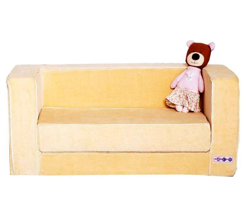Раскладной игровой диванчик PAREMO - бежевый
