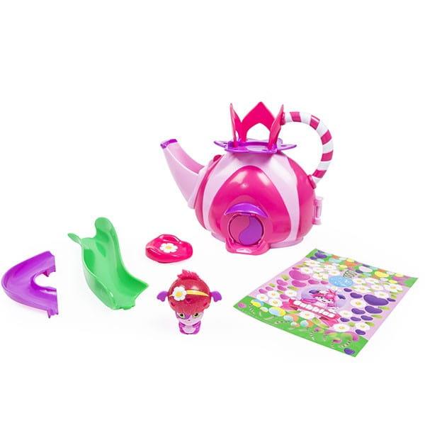 Игровой набор Popples 56306 Малыши-прыгуши Чайный домик