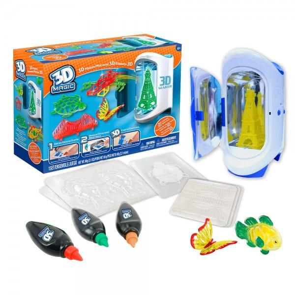 Игровой набор 3D Magic 81000 для создания объемных моделей 3D Maker