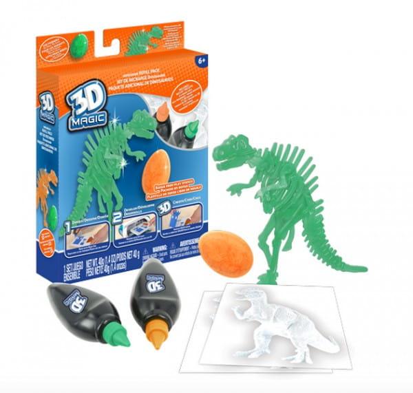Тематический набор 3D Magic для создания объемных моделей - Тираннозавр Рекс