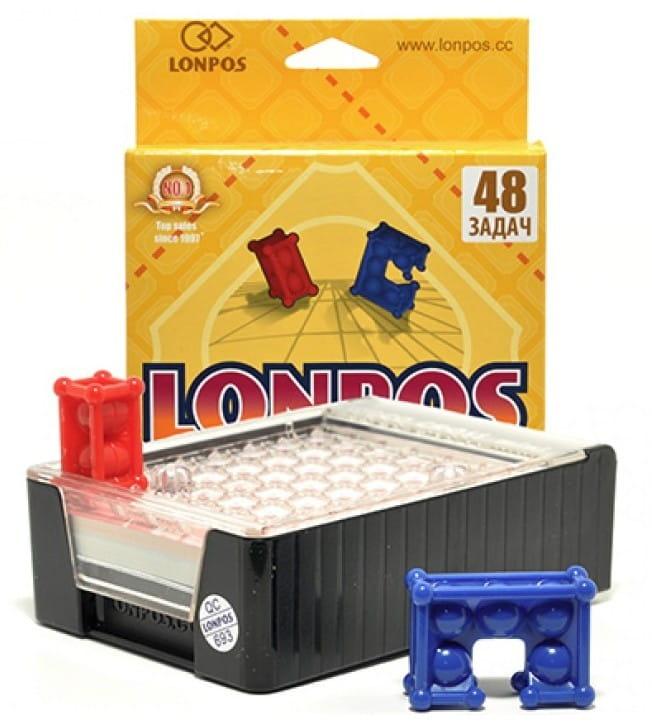 Головоломка Lonpos lonpos48 Лонпос Coco Cross - 48 задач